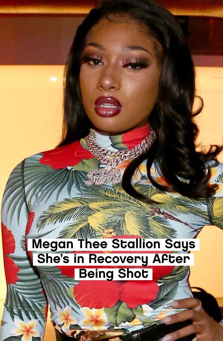 Megan Thee Stallion Opened Up On Instagram Live About Being Shot In 2020 Instagram Live Stallion Megan