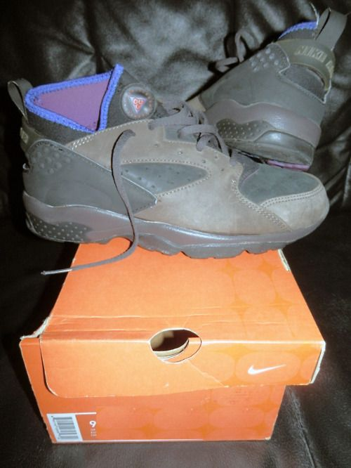 new style 58779 2c437 Nike Air Mowabb ACG Brown 9 US DS SneakersForSaleTumblr@gmail.com ...
