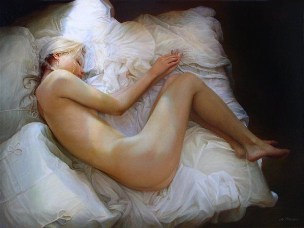 serge marshennikov paintings | SERGE MARSHENNIKOV (2ª PART) - RÚSSIA :