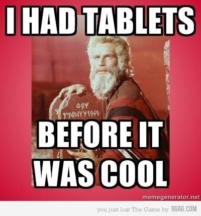 Hipster Moses |I've Got LoLs