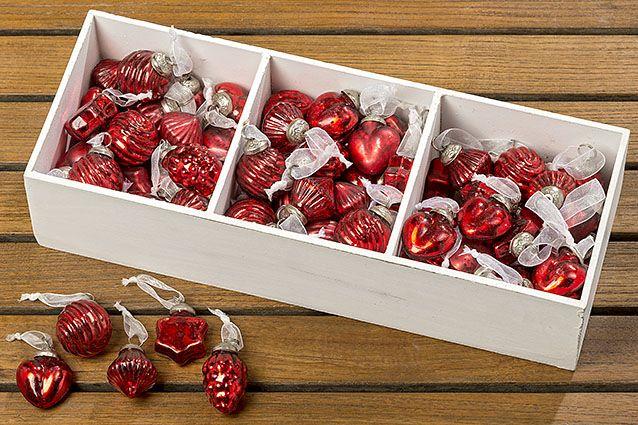Aufbewahrung Weihnachtskugeln.Weihnachtskugeln Rot Kugeln Aufbewahrung Seasons Greetings