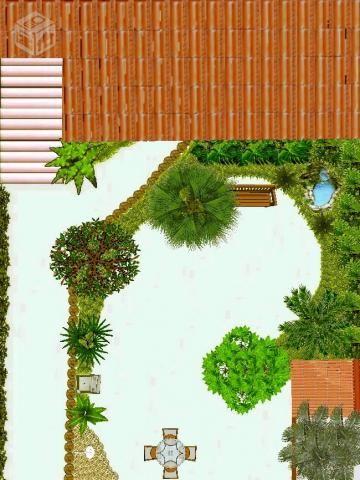 Planta Baixa Projeto Paisagismo Jardim Pesquisa Google