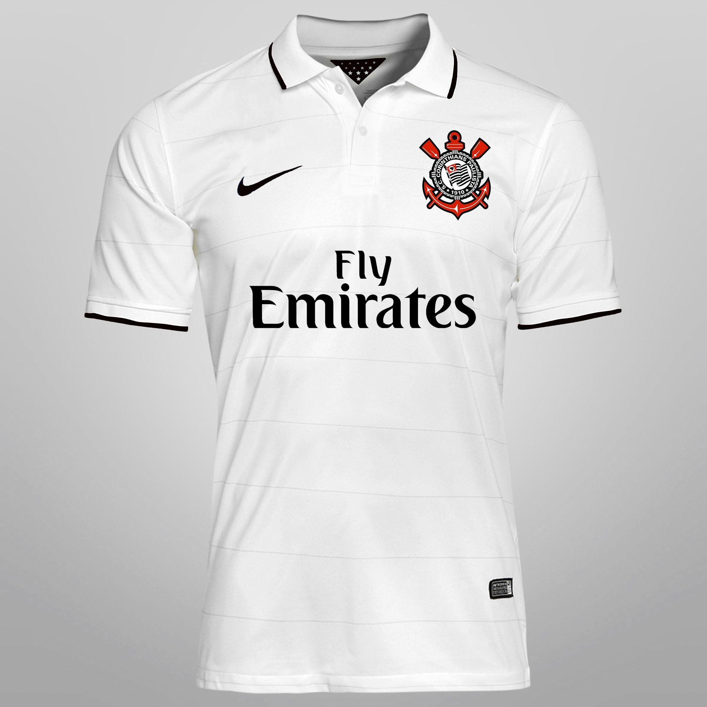 4550142b29471 Camisas do Corinthians 2014 15