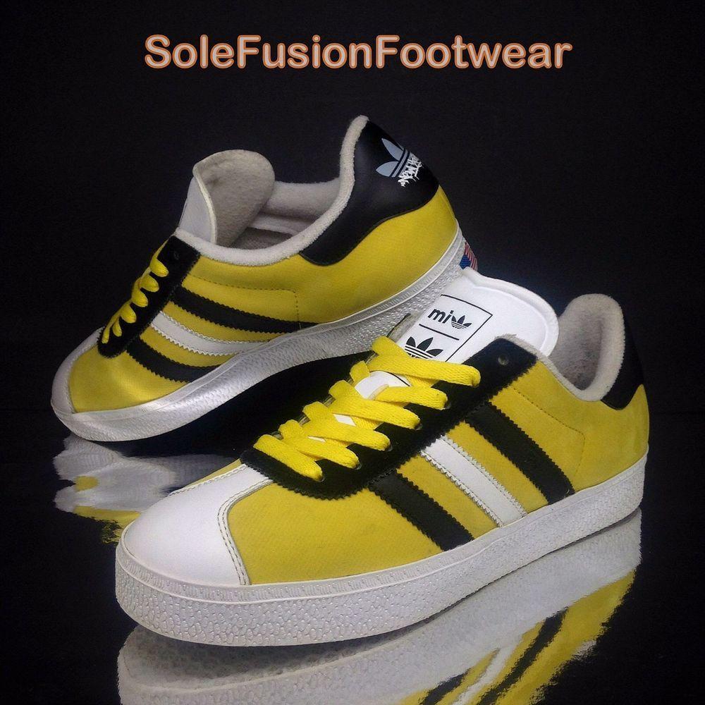 Yellow sneakers adidas Gazelle 640 | EF5599 | Shooos