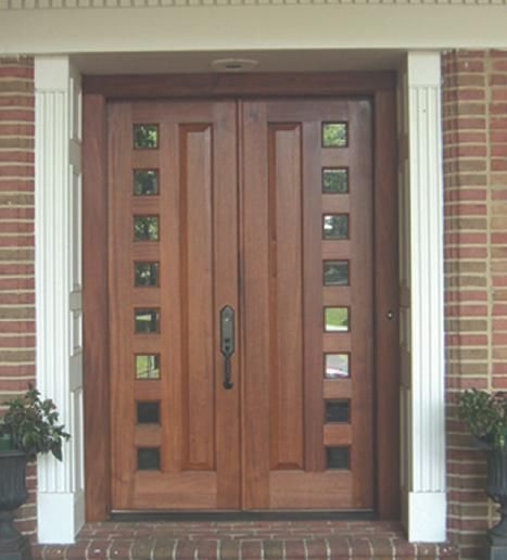 Pin By Bill Butler On Wood Working Modern Door Double