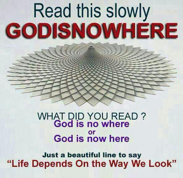 Read This Slowly Godisnowhere I Like The Swirly Thing
