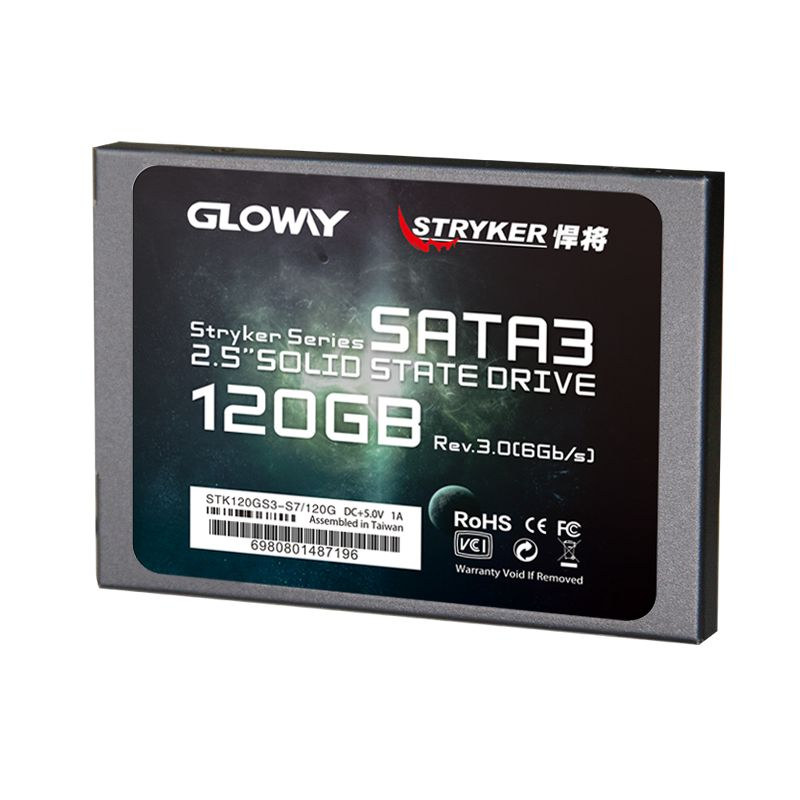Gloway Ssd512g 240g 120g Internal Solid State Hard Drive Disk Sata