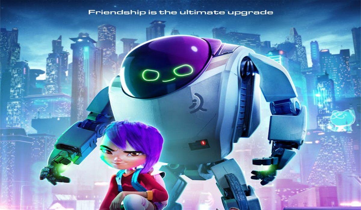Netflix's, Next Gen Official Trailer Comedy movies