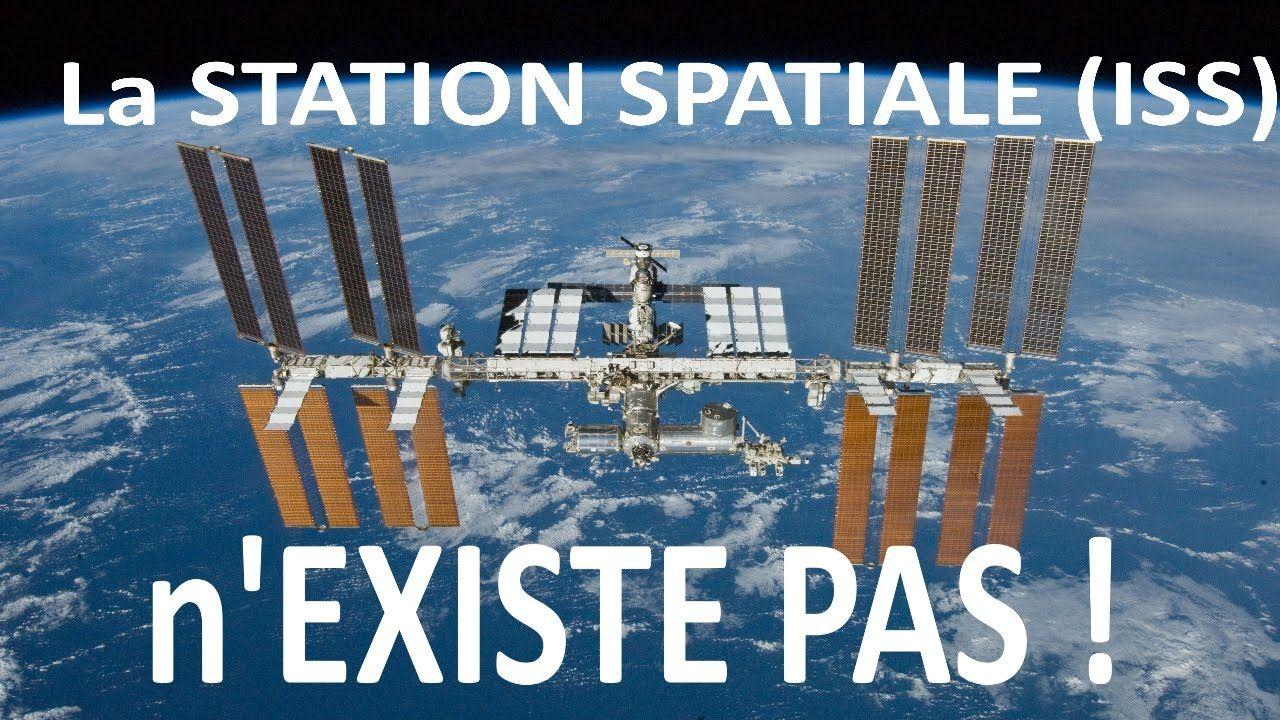 Le mensonge de la Station spatiale.