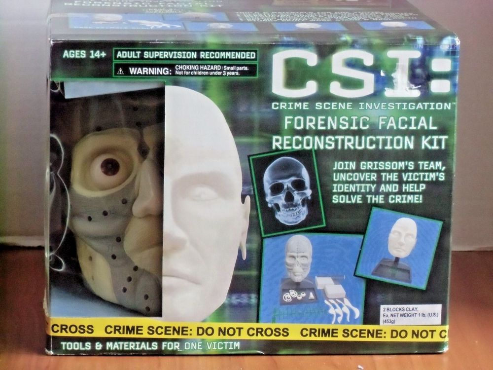 Csi Facial Recontruction