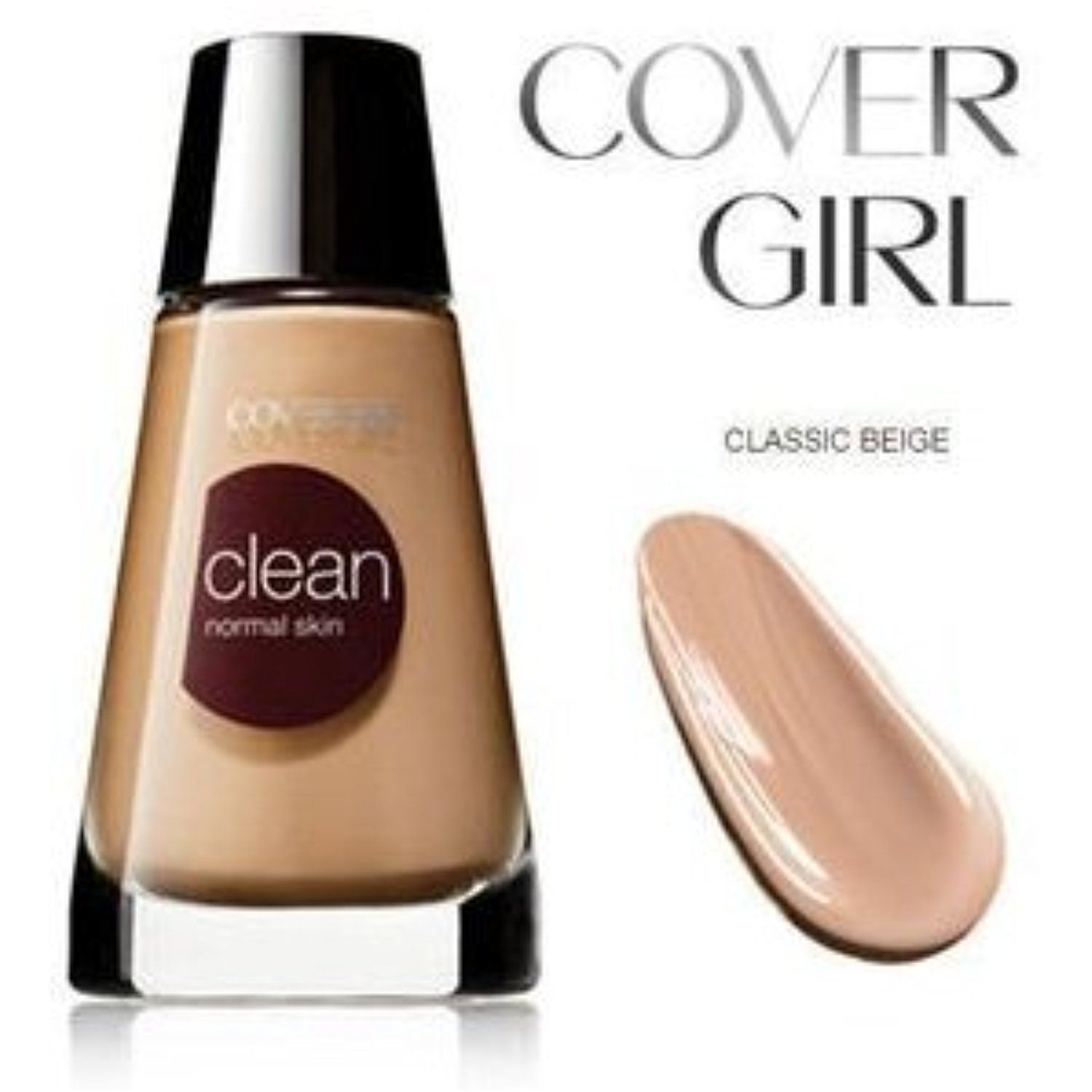 CoverGirl Clean Liquid Make Up 130 Classic Beige (Qty. Of
