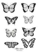 Photo of 8 Schmetterlinge – Tatuaze – #Schmetterlinge #Tatuaze – Tattoos – #Schmetterli…..