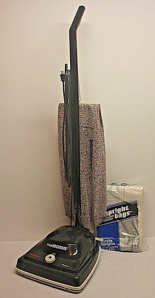 Eureka The Boss Model 1934 Type A Vacuum Cleaner Sweeper