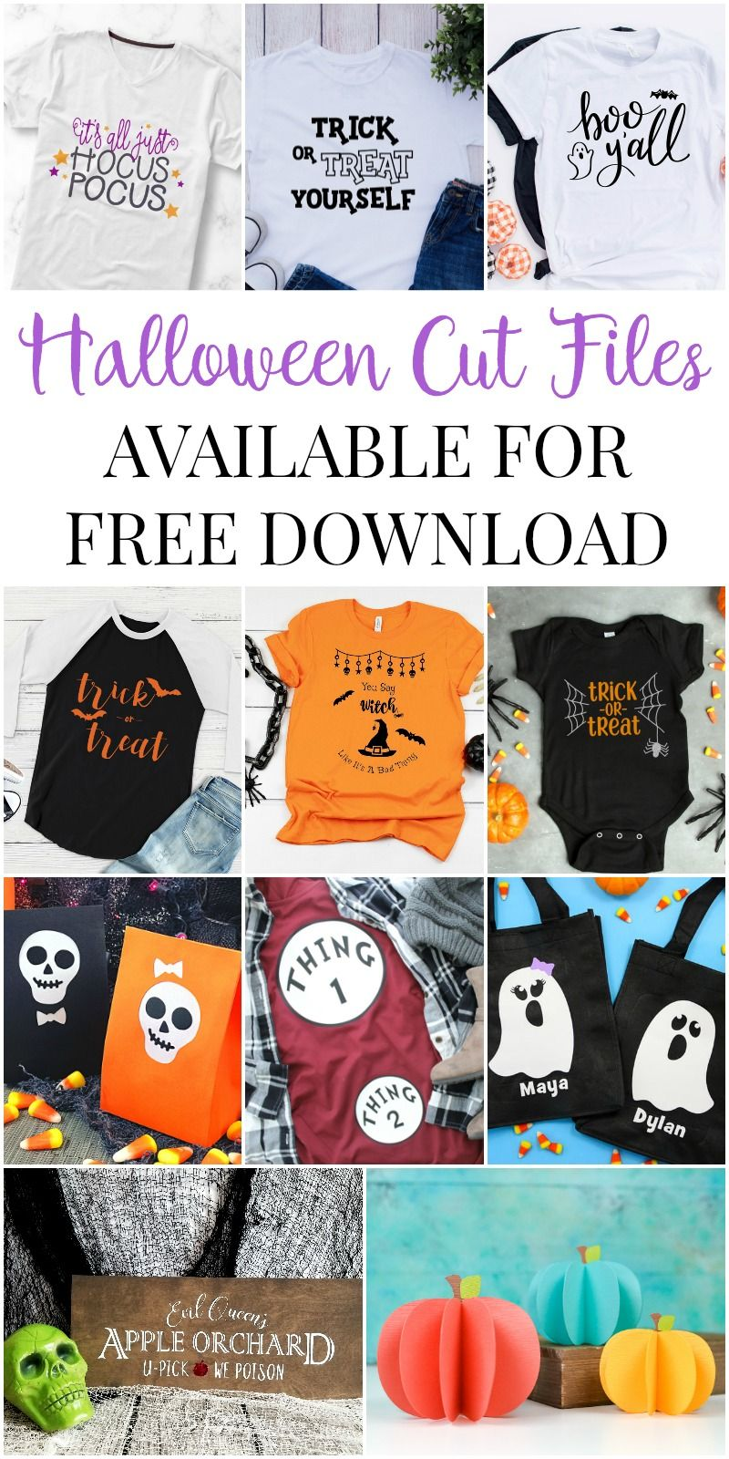 Halloween Friends Shirt Svg.Free Trick Or Treat Svg Fall In Love With Fall Diy