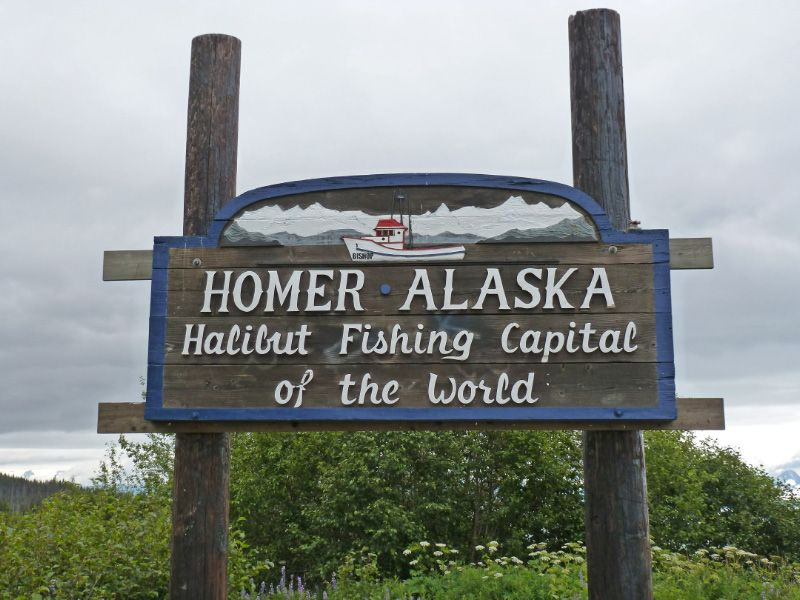 Homer alaska nearby campgrounds and rv parks homer