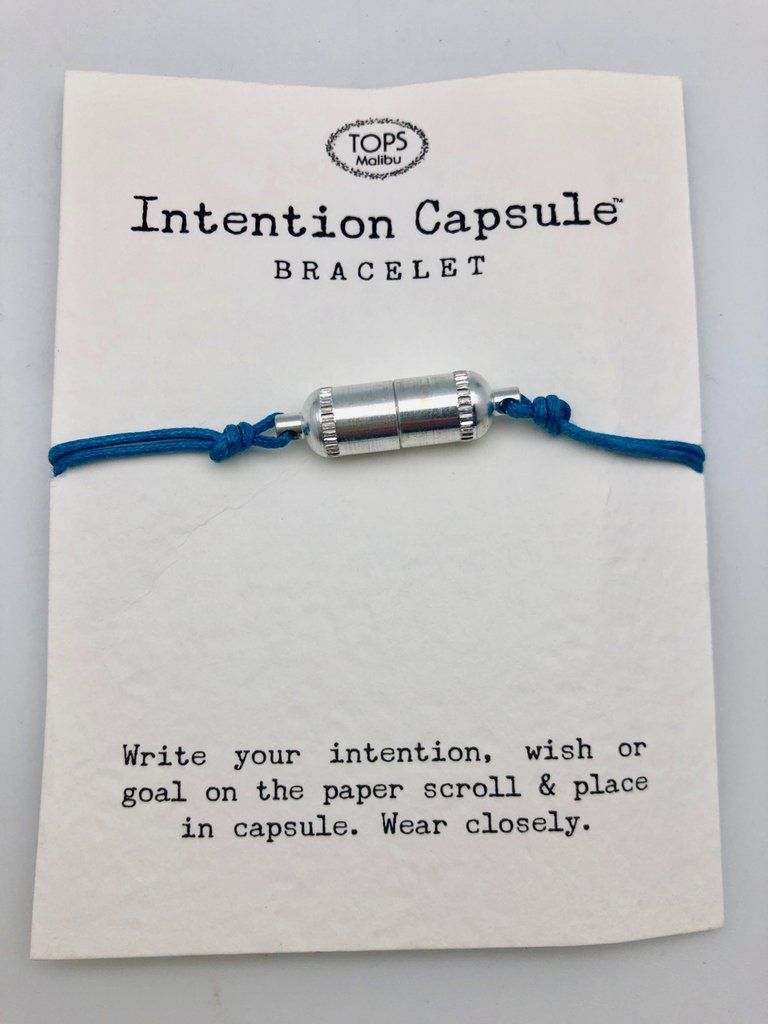 Forever Friends Intention Word Necklace