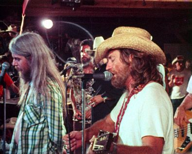 Willie Nelson's 4th of July Celebration 1974 with Leon Russell