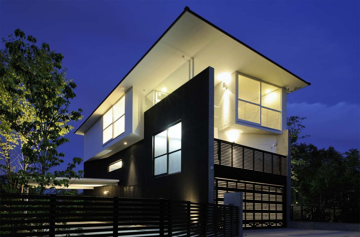 Elegant Architecture · House In Kyoto, Japan Great Pictures