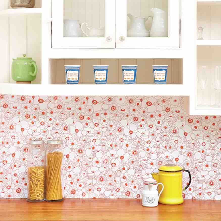 Folk Al Kitchen Temporary Wallpaper And Apartments