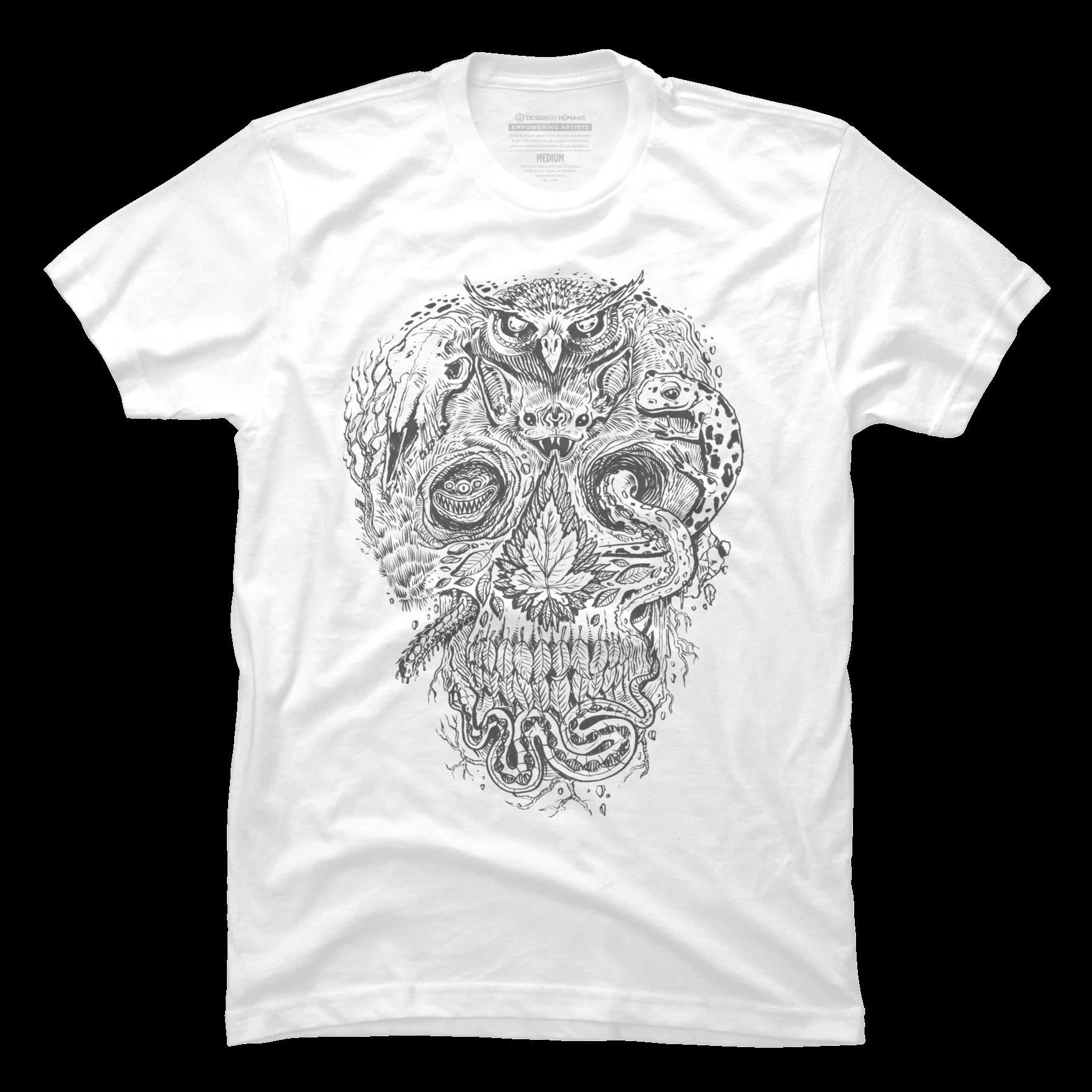 Calvariam Naturalis Men's T-Shirt