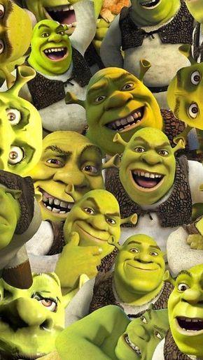 Shrek Wallpaper (not mine)