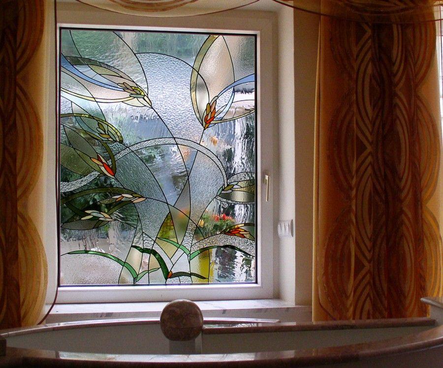 Fenster und Türen | Glasmalerei Latos – Glaskunst in wunderschönen ...