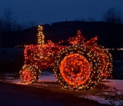 29 Tractor Decorating Ideas In 2021 Christmas Lights Christmas Parade Christmas Parade Floats
