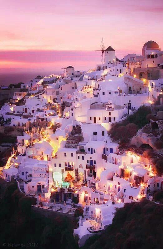 Santorini...Greece...