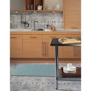 40 X20 Comfort Kitchen Floor Mat Aqua Threshold Kitchen Mats Floor Kitchen Design Gallery Kitchen Mat