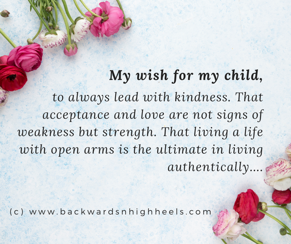 Motherhood Quote My Wish For My Child My Children Quotes Quotes About Motherhood High Heels For Kids