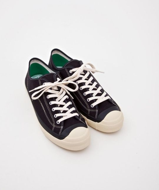 PF Flyers All Court 1965 Low Tops - Black - Superdenim