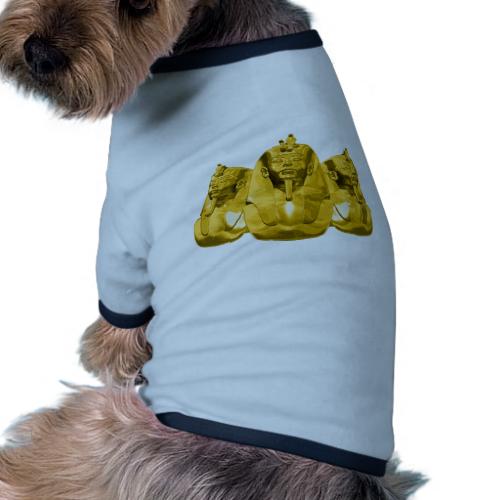 Golden Pharaohs Pet Tshirt