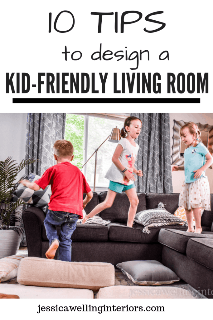 How To Design A Kid-Friendly Home In 2020