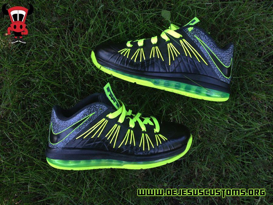 bbb166be1aa Nike LeBron X Low