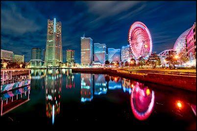 Yokohama Reflected
