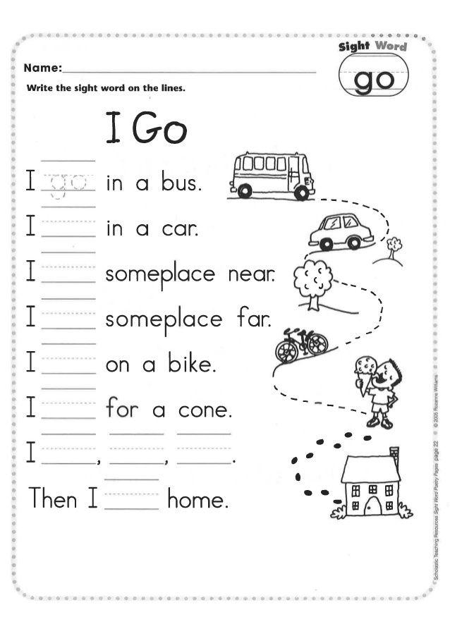 Sight Word Poetry 23 638 Jpg 638 902 Sight Words Kindergarten Reading High Frequency Words