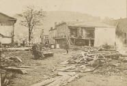 Johnstown Flood May 1889