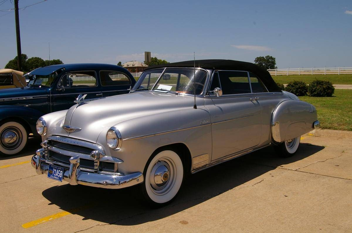 1950 Chevrolet Convertible For Sale 1854503 Hemmings Motor News
