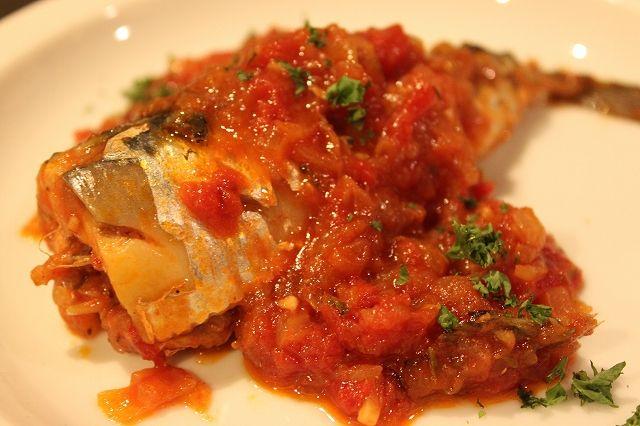 Sardine  Tomato