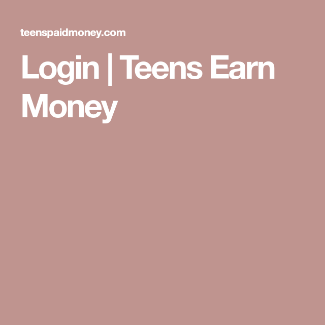 Teen pink login are