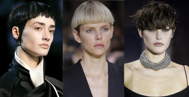 2017 Fall 2018 Winter Hairstyles Part 1 Not Bad