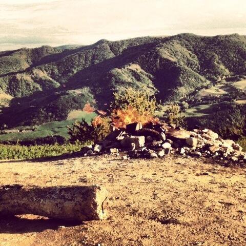 @GiuliamigliaGm: #TheGreatBeauty in Italy is everywhere vulcano Monte Busca Portico di Romagna (FC) #ITisMe