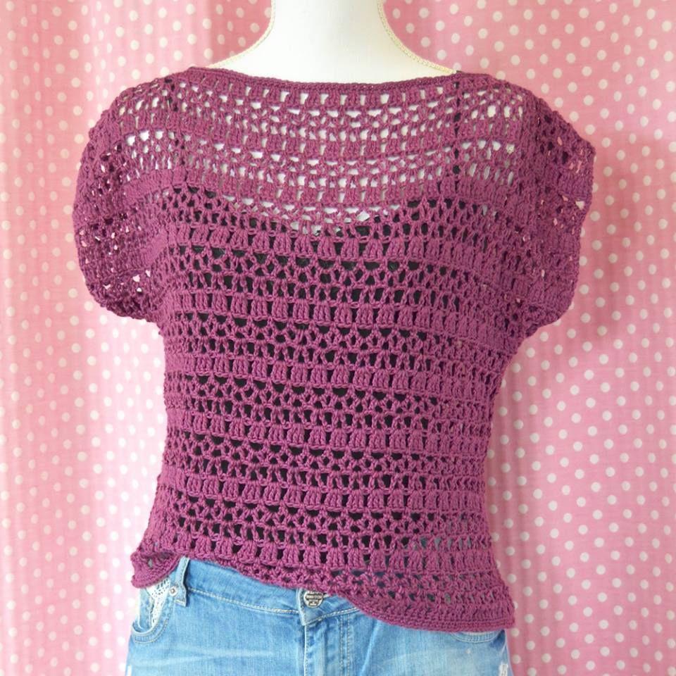 Вам понравилось | blusas e vestidos de tecidos , croches & tricô ...