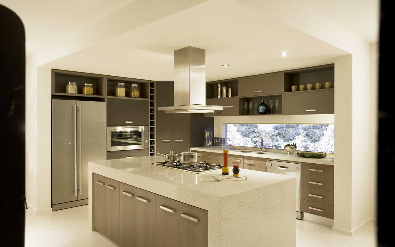 Studio m by metricon kitchen gallery metricon homes for Metricon kitchen designs