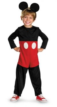 acd20b603db8 Toddler Mickey Mouse Costume | Halloween in 2019 | Mickey mouse ...