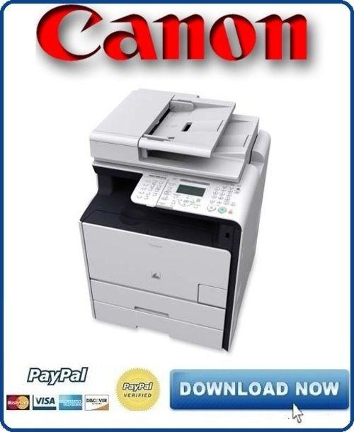canon imageclass mf8350cdn mf8050cn service repair manual parts rh pinterest com Owners Manual Canon