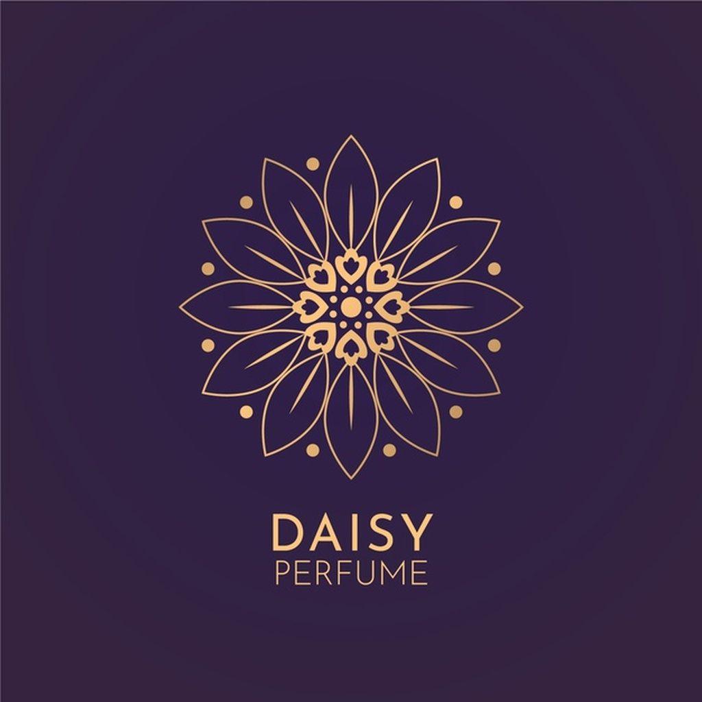 Luxury Perfume Logo Template