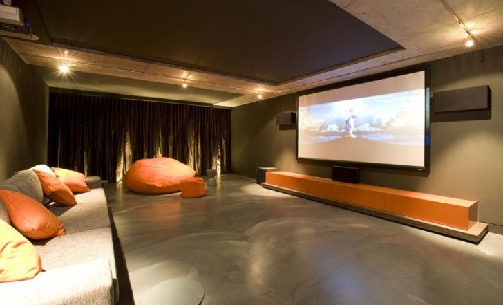 Pin by Gzanpai Home Design on Theater Room Ideas For Changing Your ...