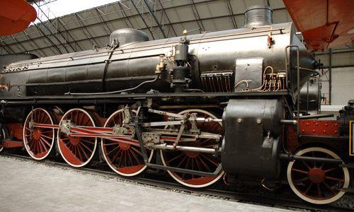 Museo Scienza E Tecnica.Locomotiva 691 022 Museo Scienza E Tecnica Milano Gwr Etc Train