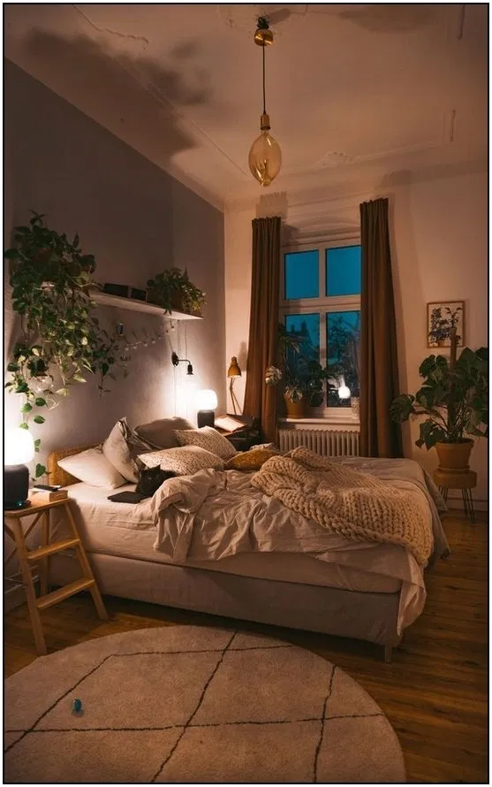 120 Amazing Bohemian Bedroom Decor Ideas That Are Comfortable 120 Homydepot Com In 2020 Luxe Bedroom Living Room Modern Home
